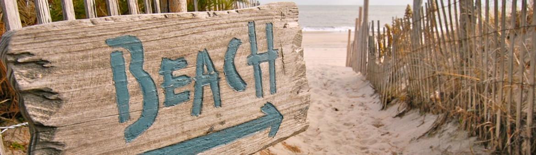 travailler à la plage startup