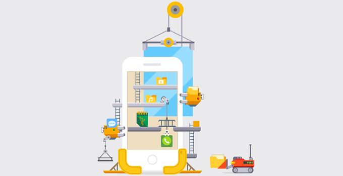 créer son application mobile