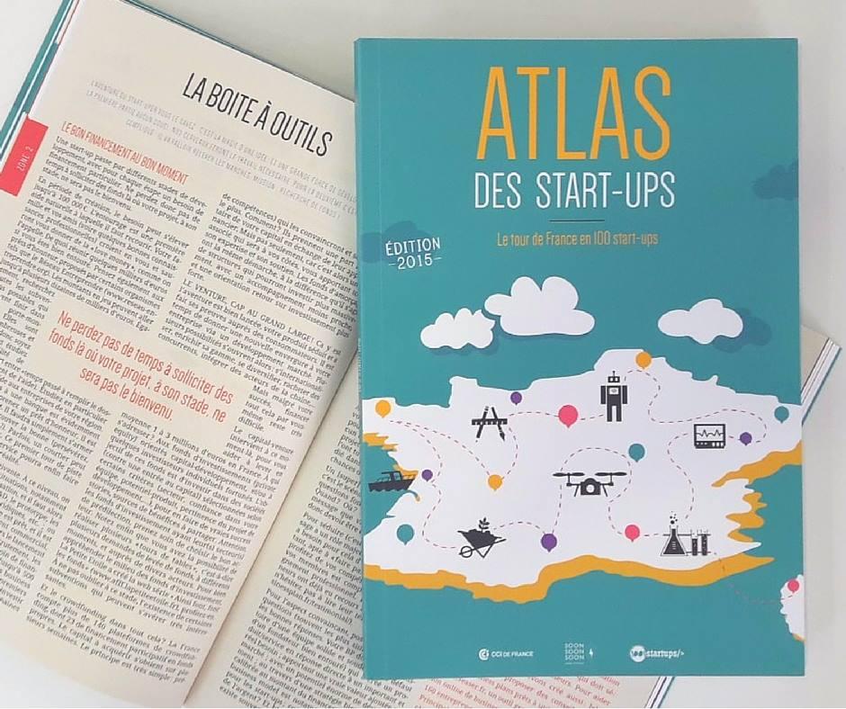 Atlas des startups