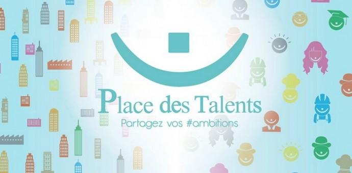 place des talents startup