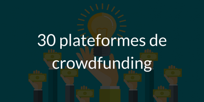 30 plateformes de crowdfunding 690x345
