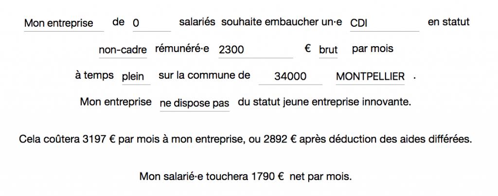 Comment Calculer Le Coût Total Dun Salarié 1001startups