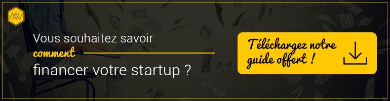 Encart financer startup