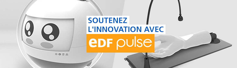 edf pulse startup esanté