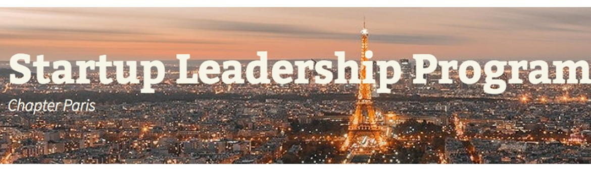 slp startup leadership program paris