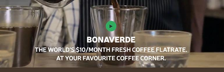 Bonaverde machine a café Bonaverde machine a café qui torréfie, moud et infusé