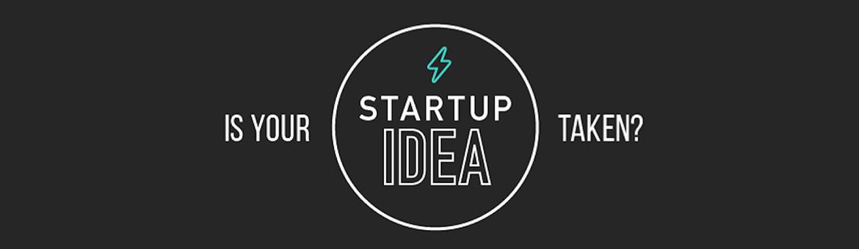 idée de startup infograhie
