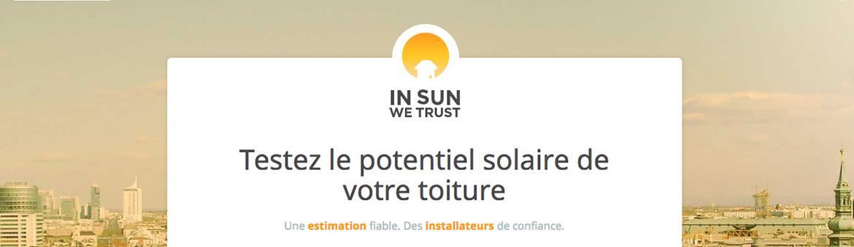 in sun we trust
