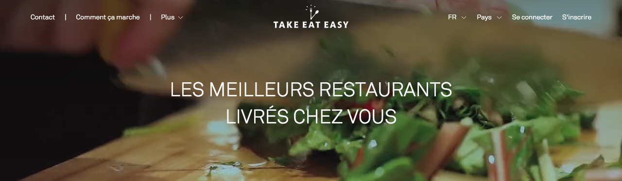 fin de take eat easy