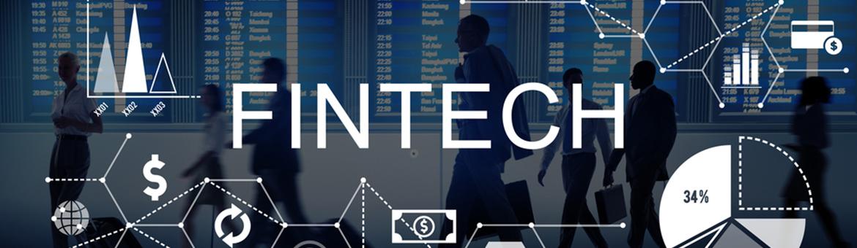 fintech startup infographie