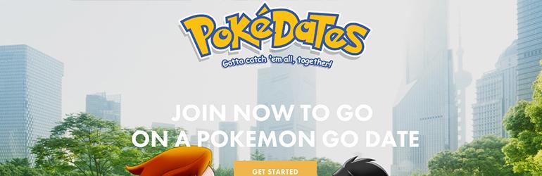 pokédates application pour pokémon go