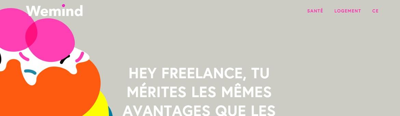 Wemind mutuelle freelance