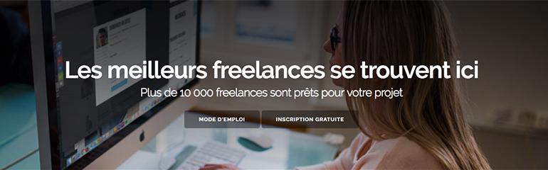 trouver un freelance