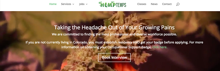 startup legal weed business