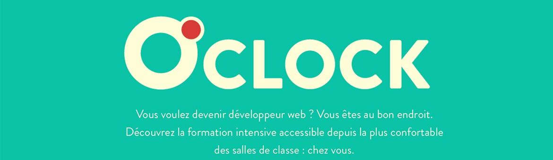 oclock startup