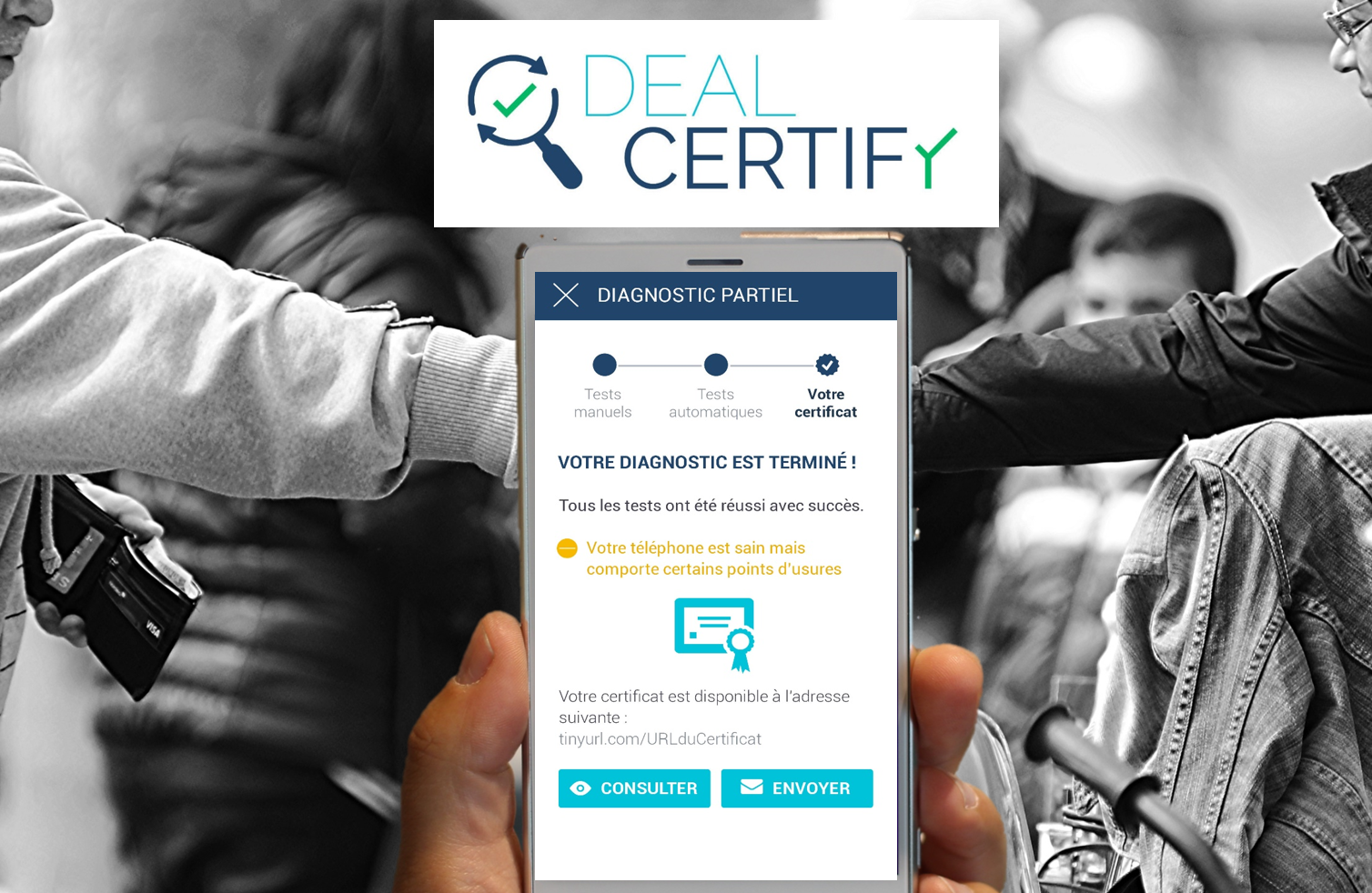 deal certify