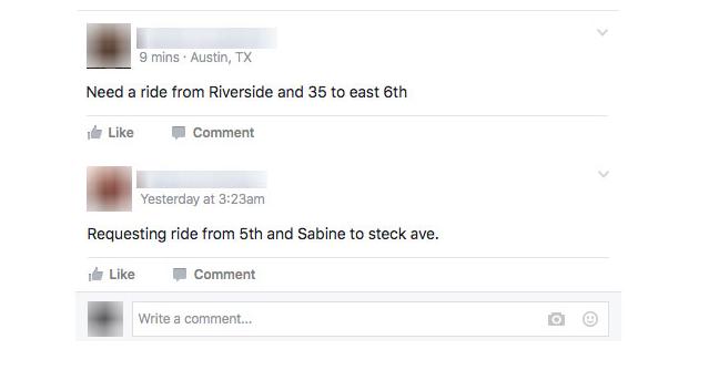 facebook arcade city