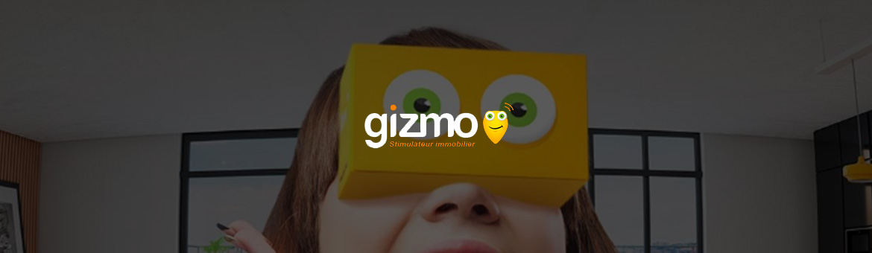 gizmo header startup