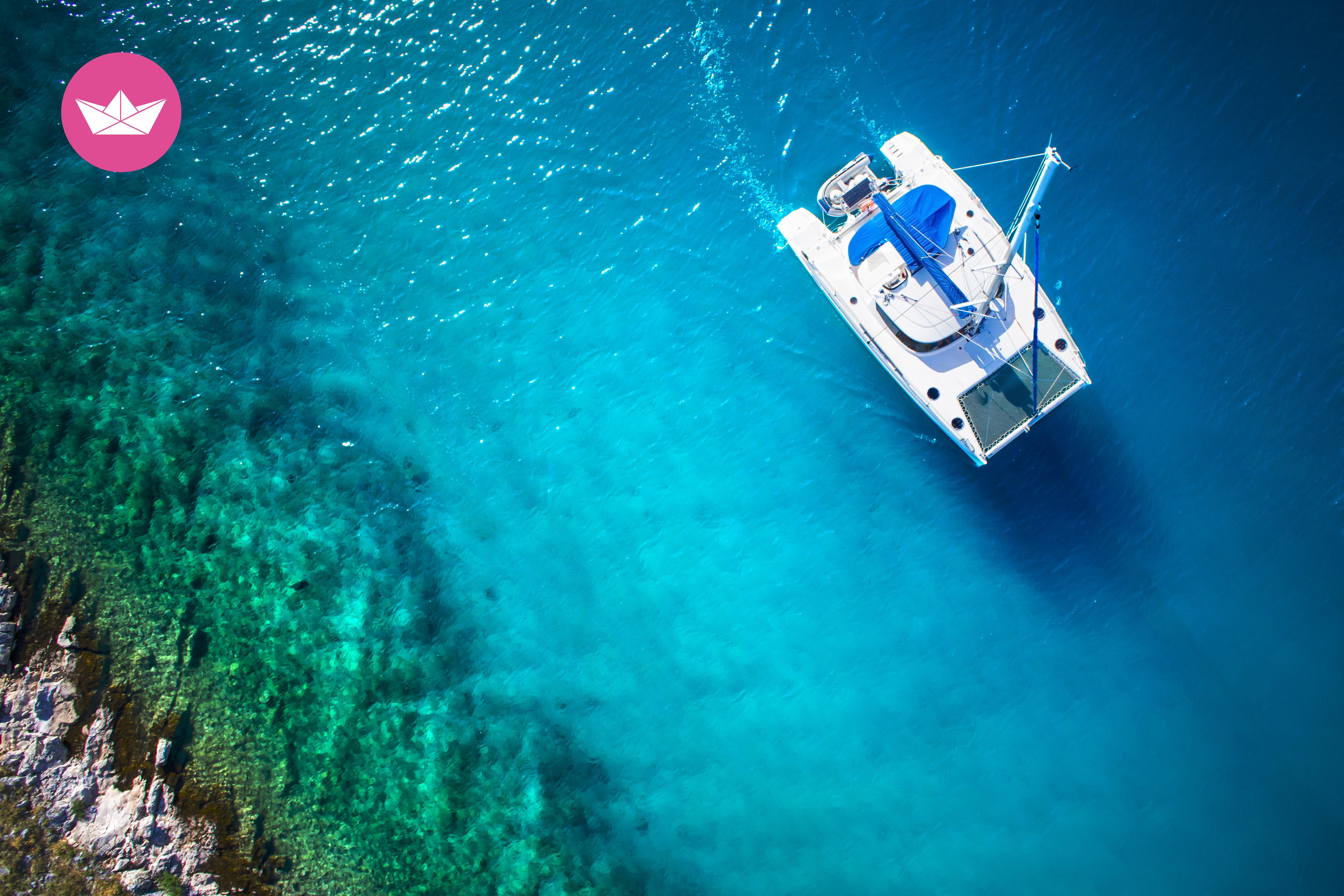 catamaran click and boat