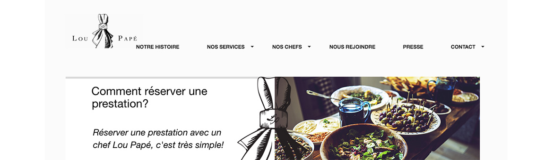 lou papé startup 2017