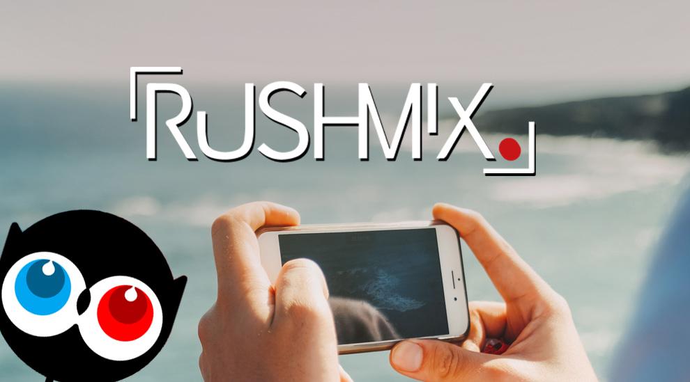 Rushmix startup vidéo