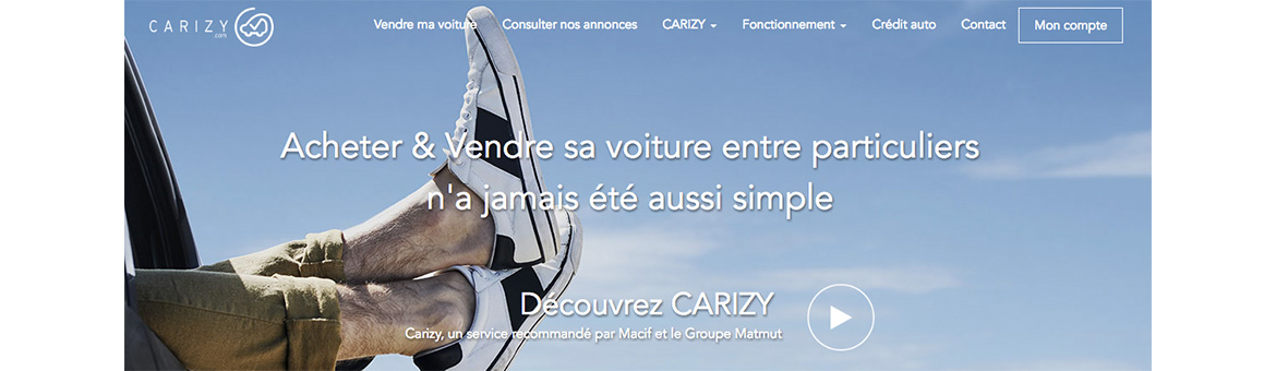 Carizy 2017 startup