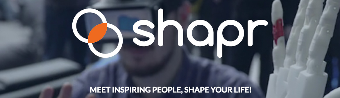 shapr header networking