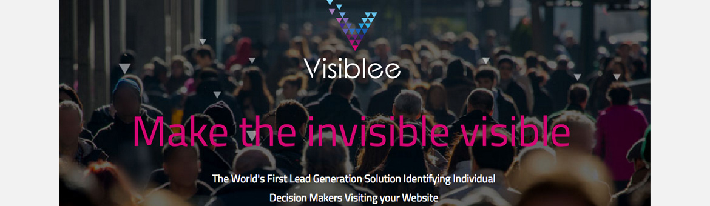 visiblee startup 2017