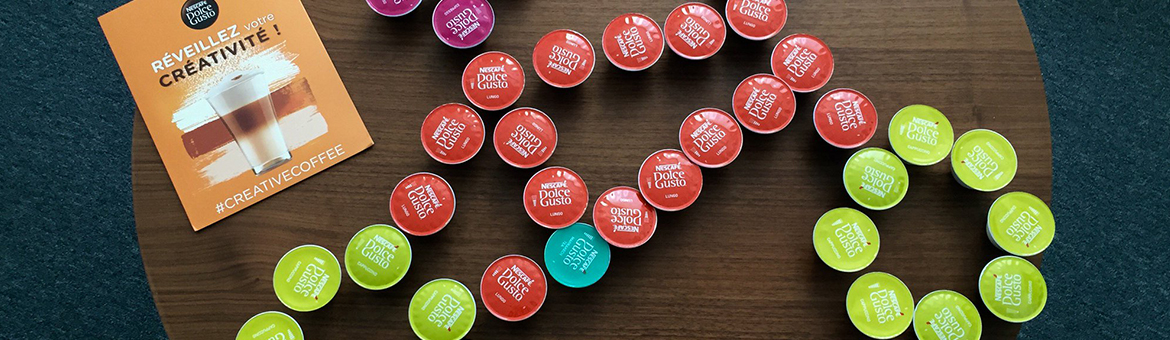 startup dolce gusto creative coffee