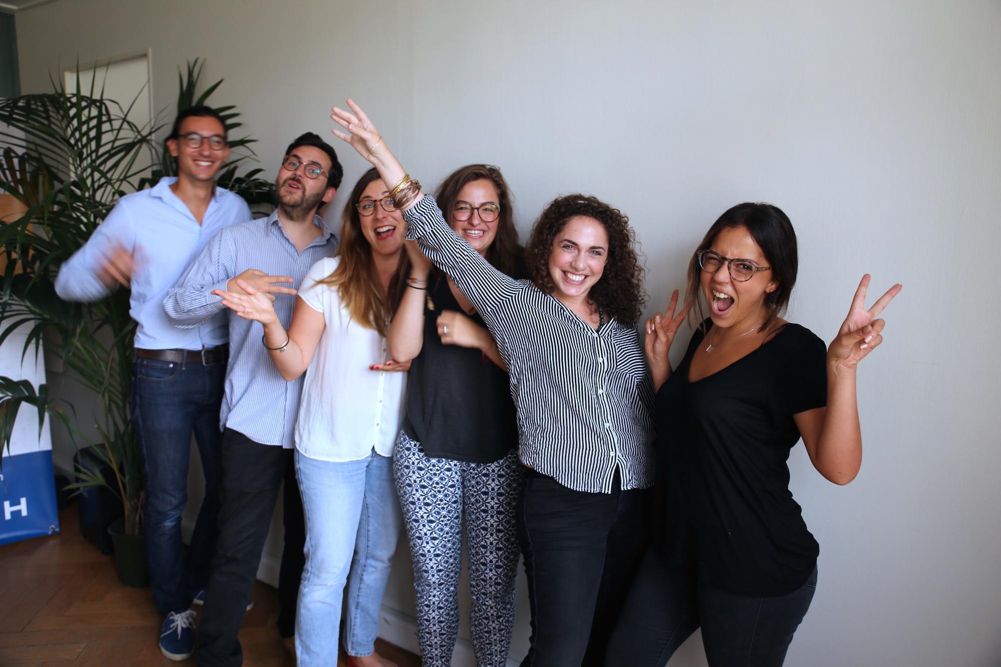 startup reech influence marque