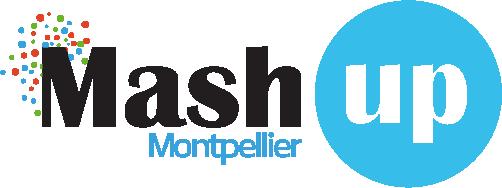 mash up montpellier startup logo