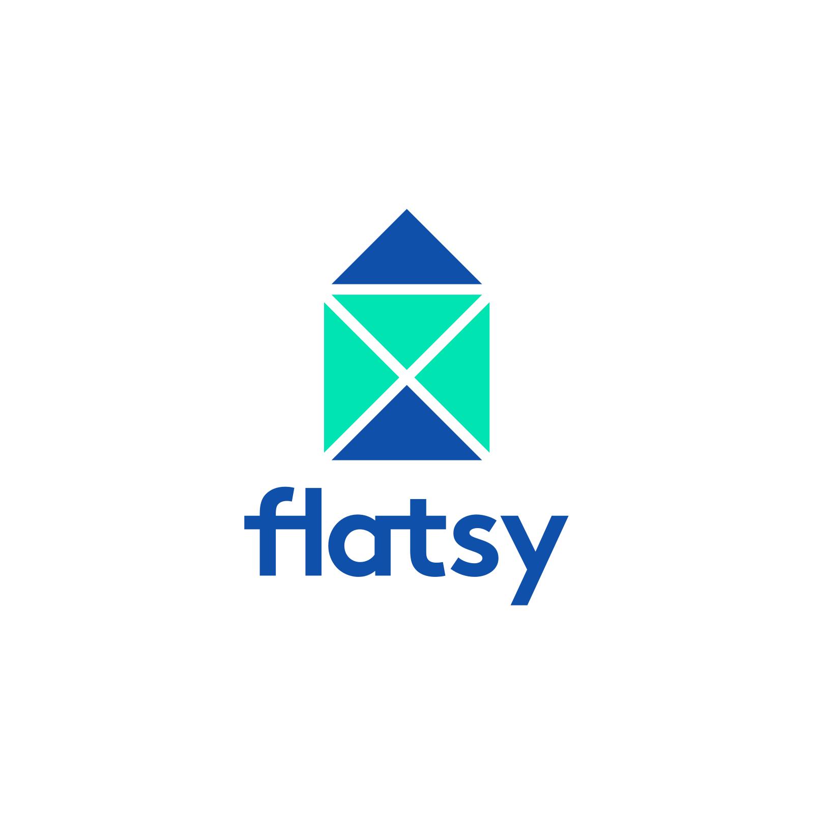 flatsy startup immobilier logo