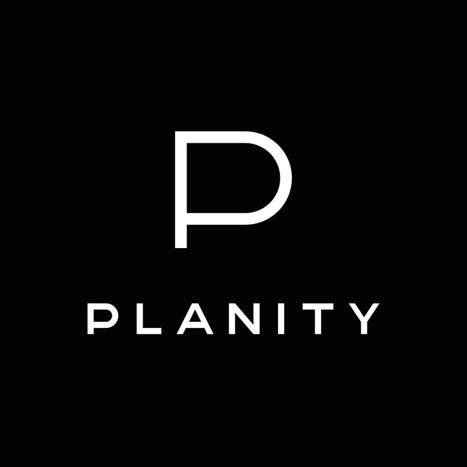 planity startup levée de fonds logo