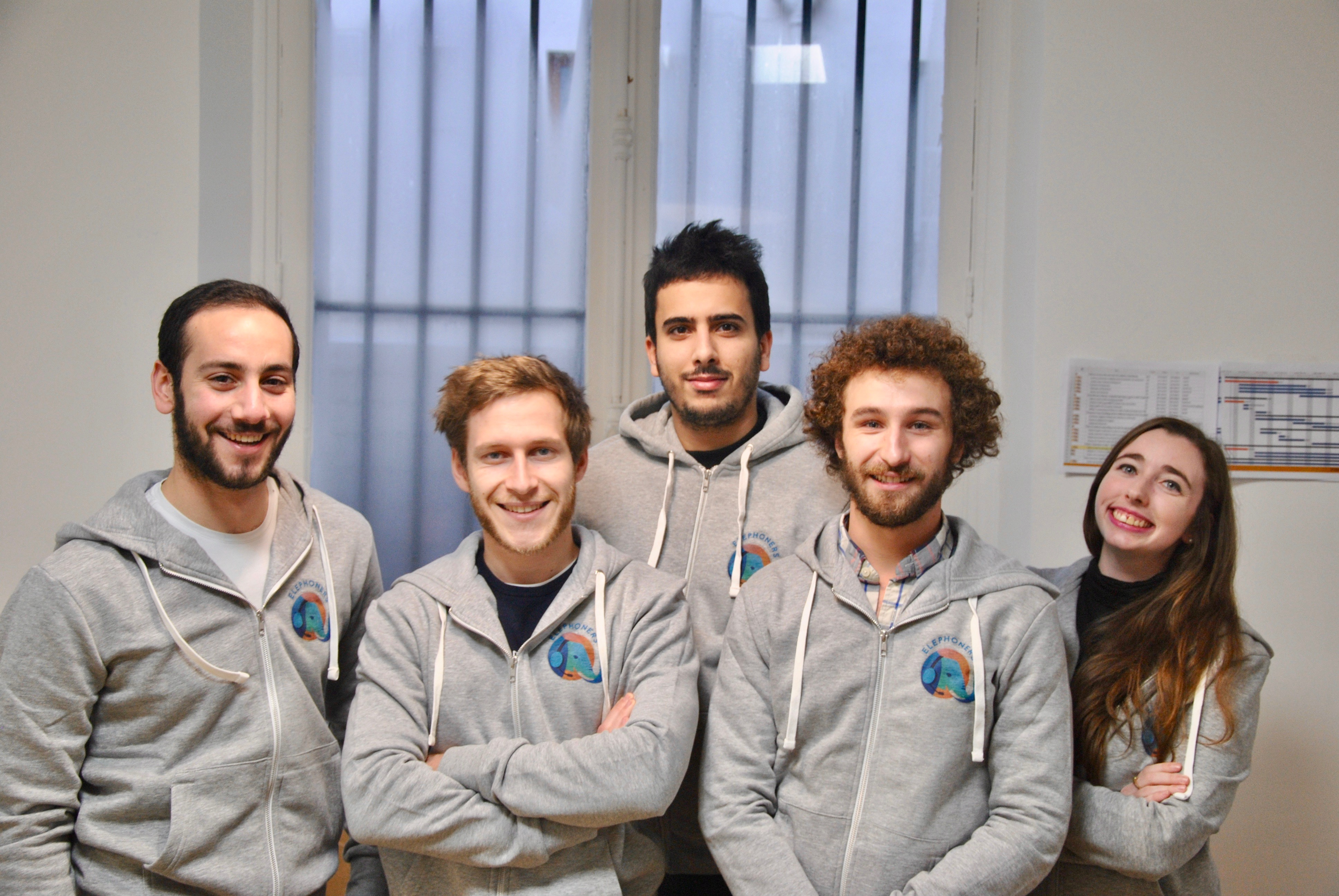 elephoners startup campagne appel equipe