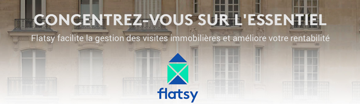 flatsy startup immobilier