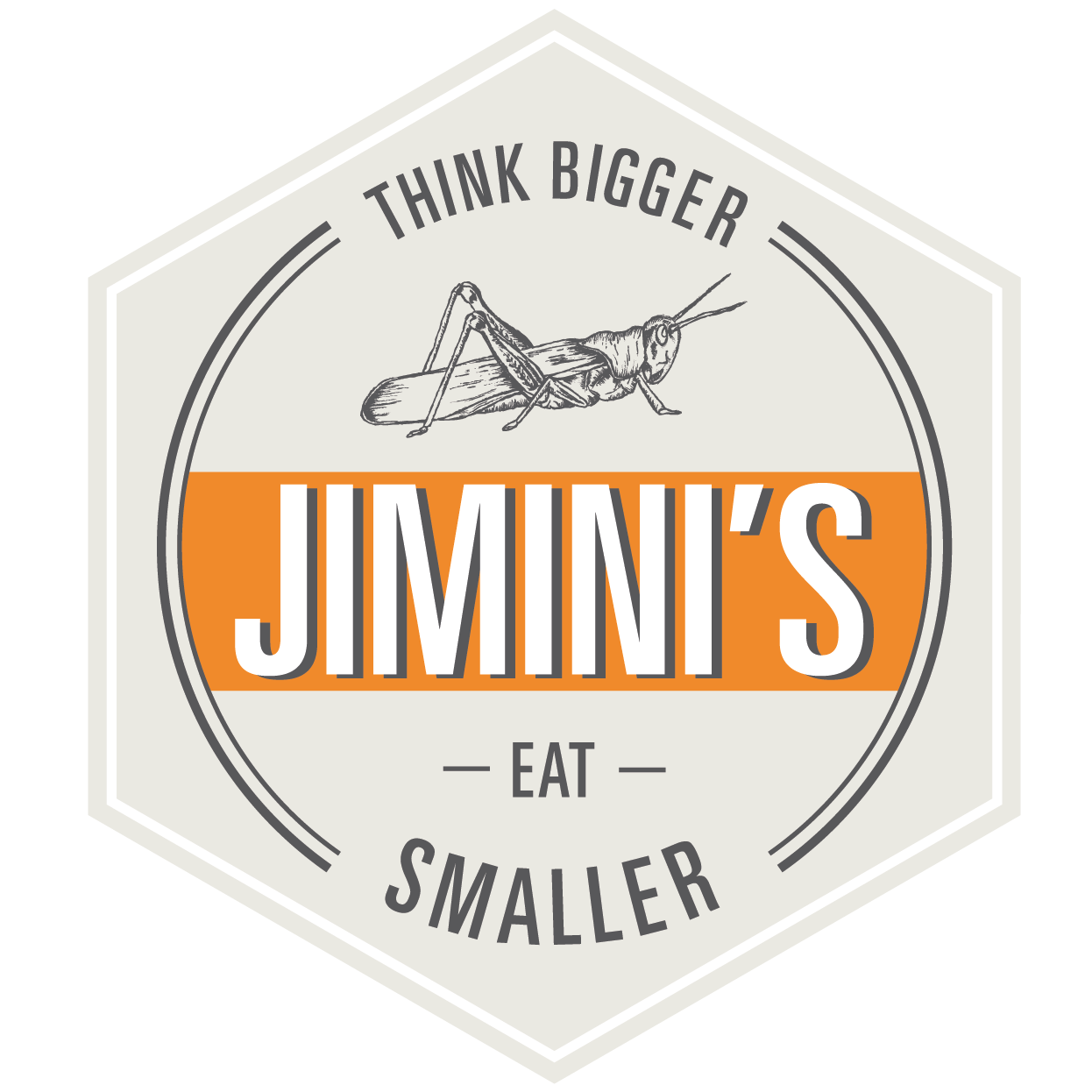 logo jiminis startup insecte
