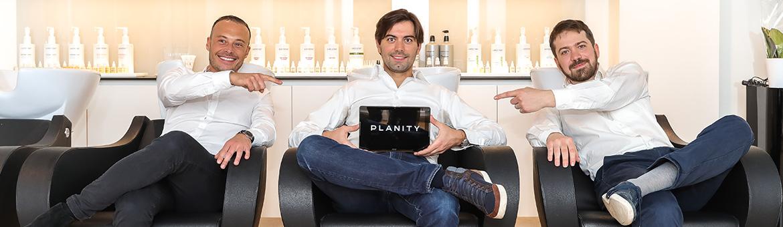 planity startup levée de fonds