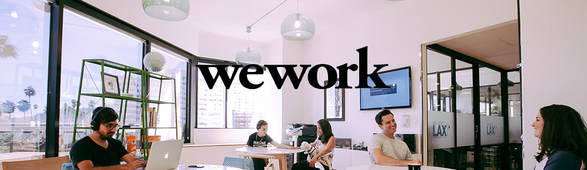 wework startup coworking