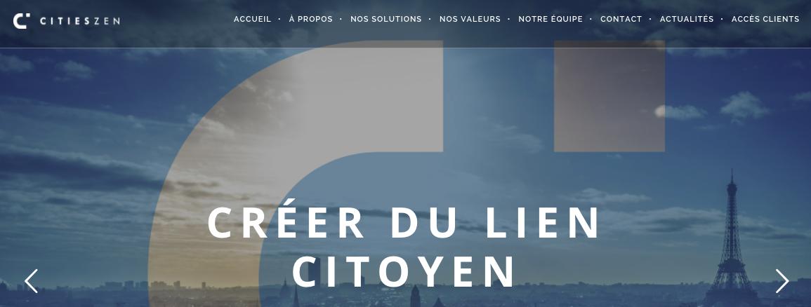 startup civitech cities zen