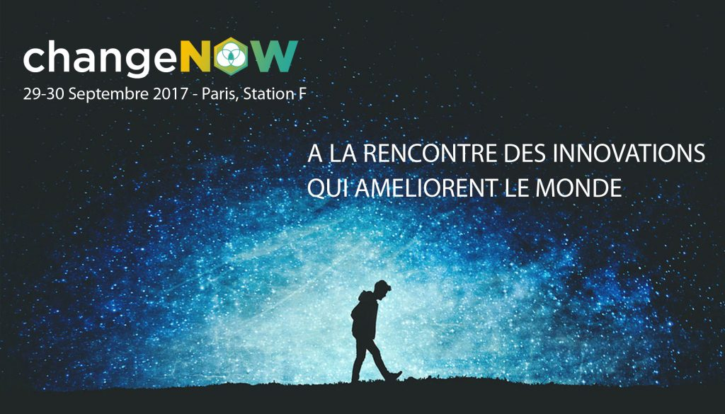 changeNOW startup station F positive impact