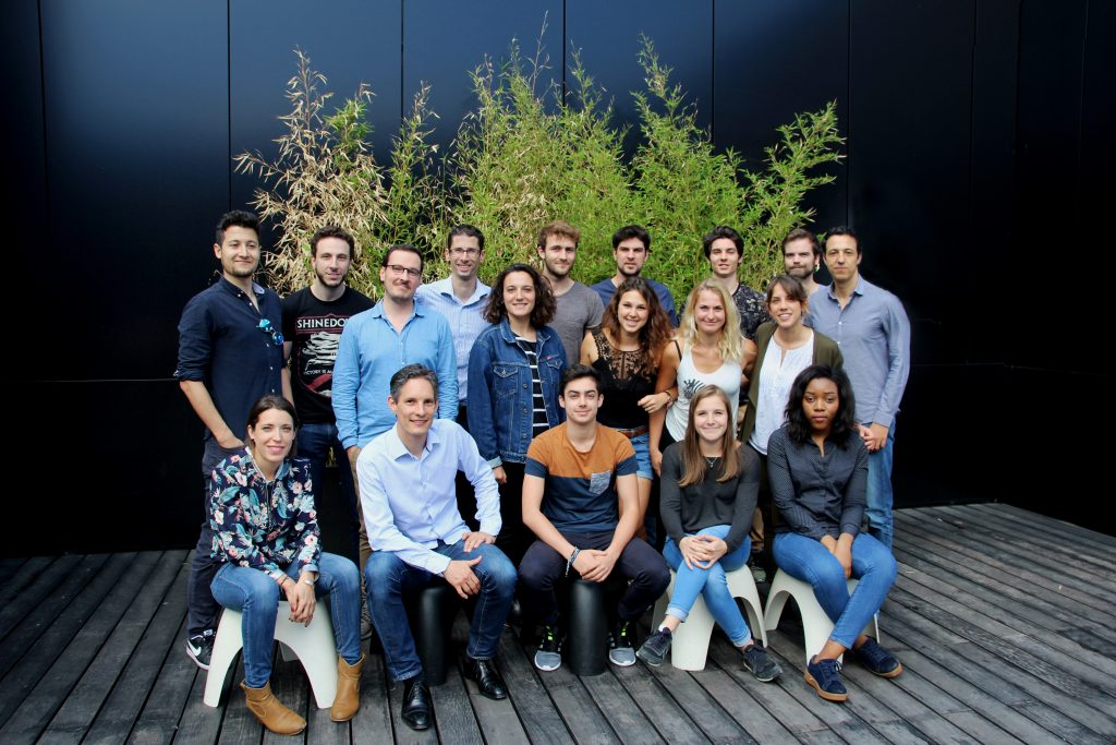 startup gymlib levée de fonds