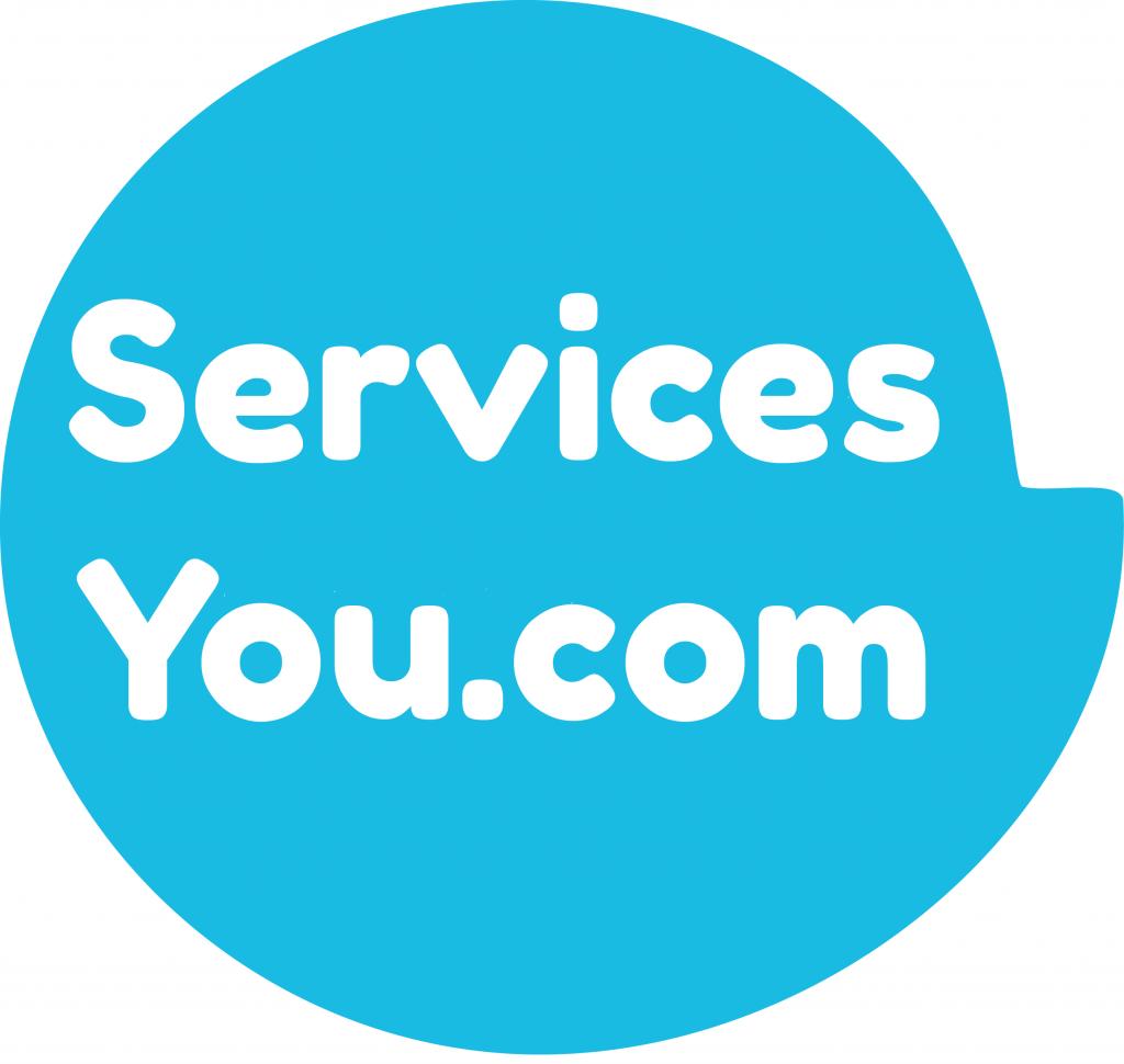 logo servicesyou startup