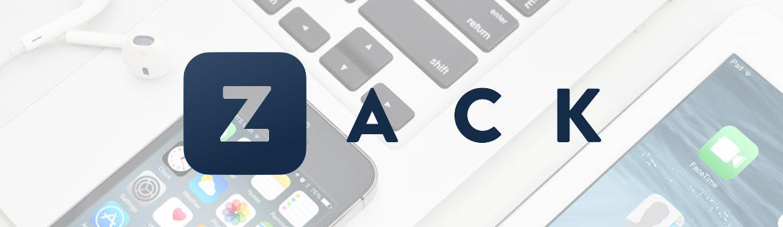 hellozack startup apple produit occasion