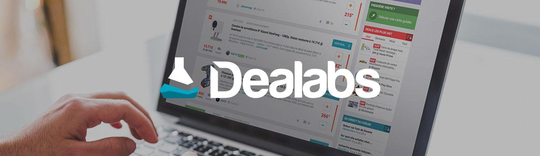 dealabs startup bon plan