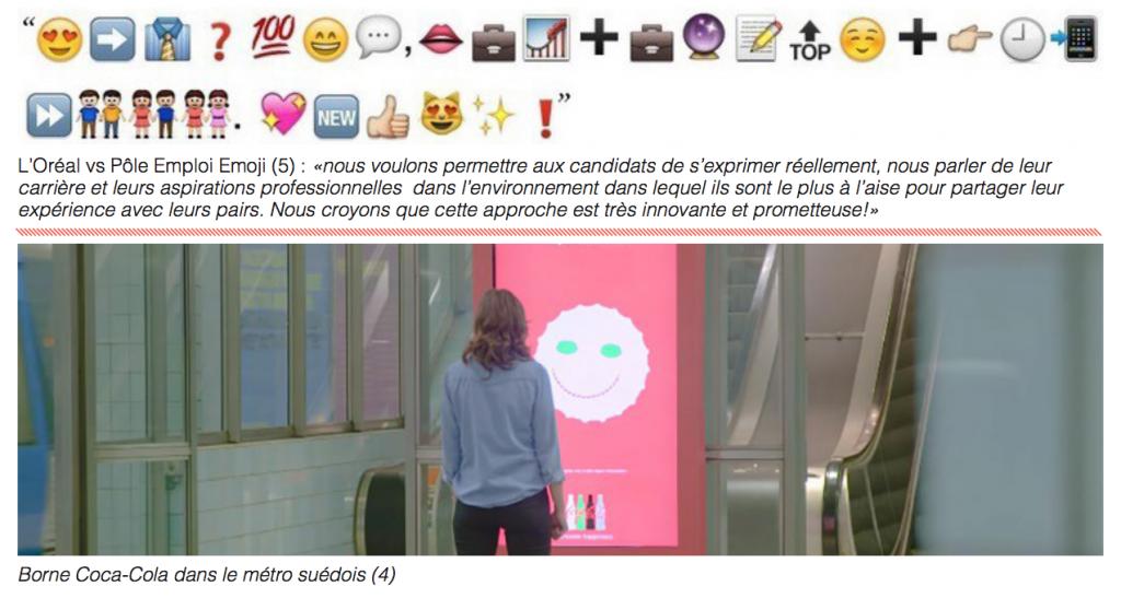 emoji business brand