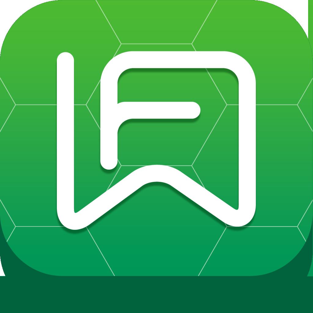 startup wefan football logo