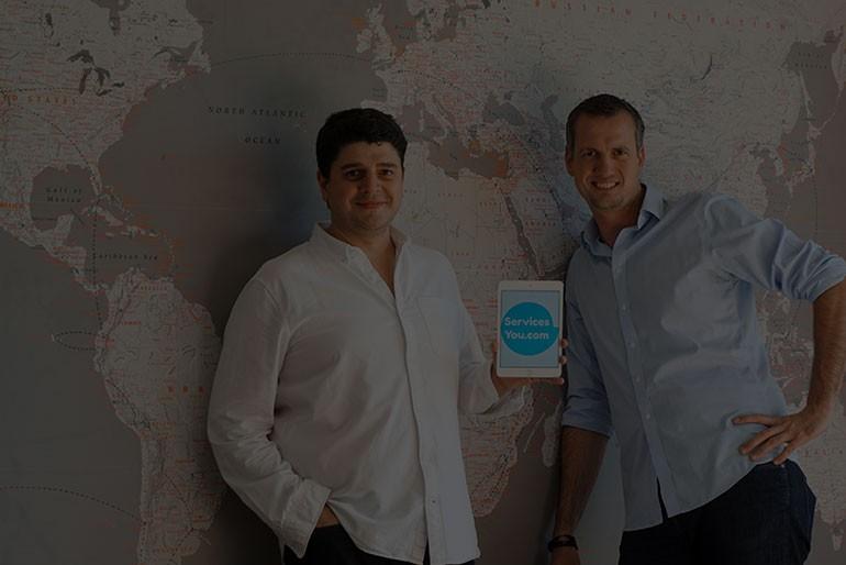 startup servicesyou challengeMe pivot
