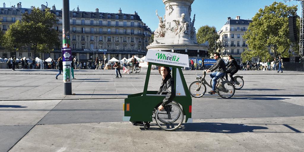 wheeliz startup nouvelle mobilite